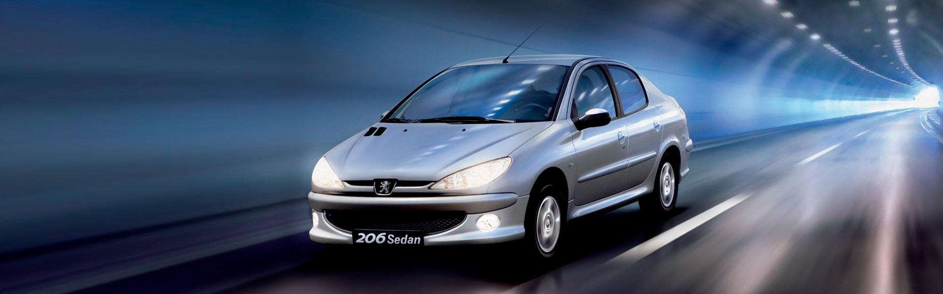 Сервис Peugeot 206