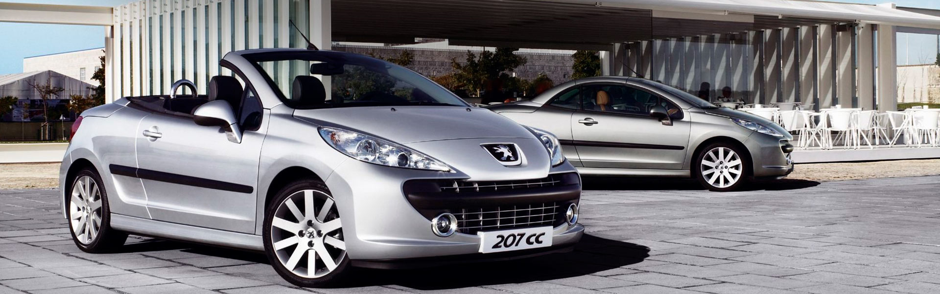Сервис Peugeot 207