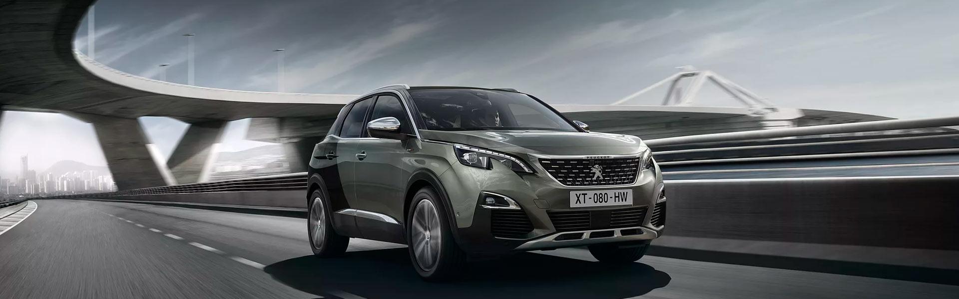 Сервис Peugeot 3008