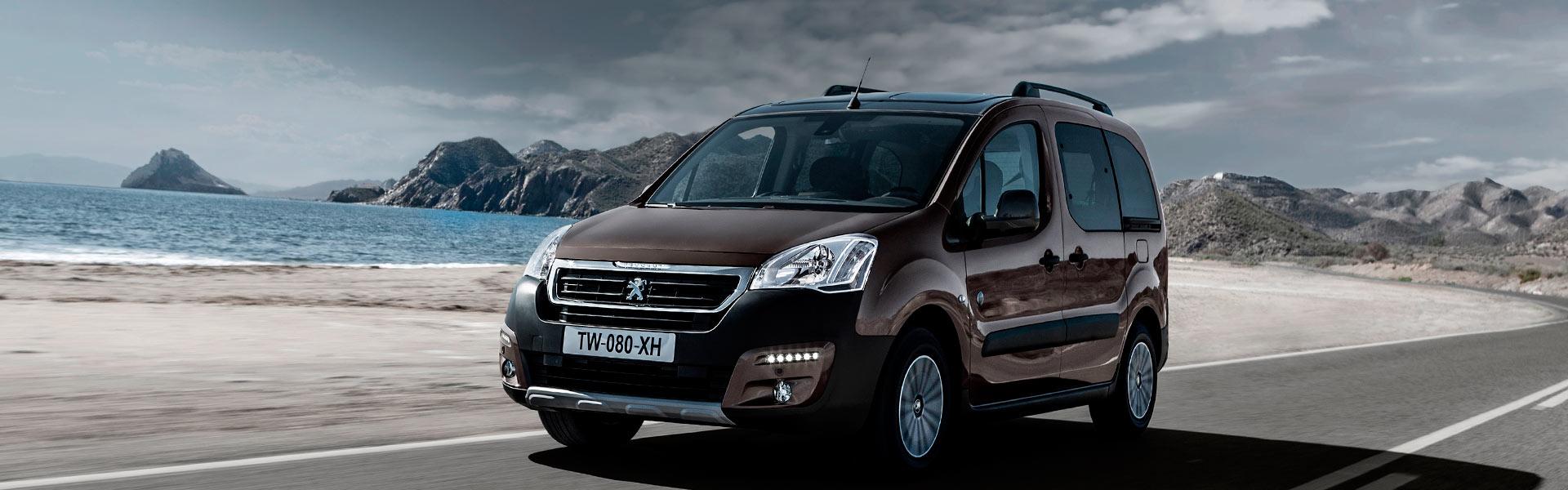 Сервис Peugeot Partner